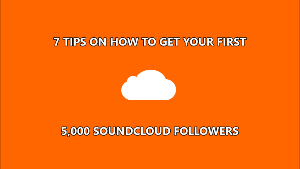 How To Get SoundCloud Followers