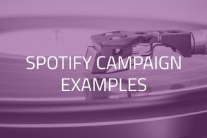 Omari Spotify Campaign Examples