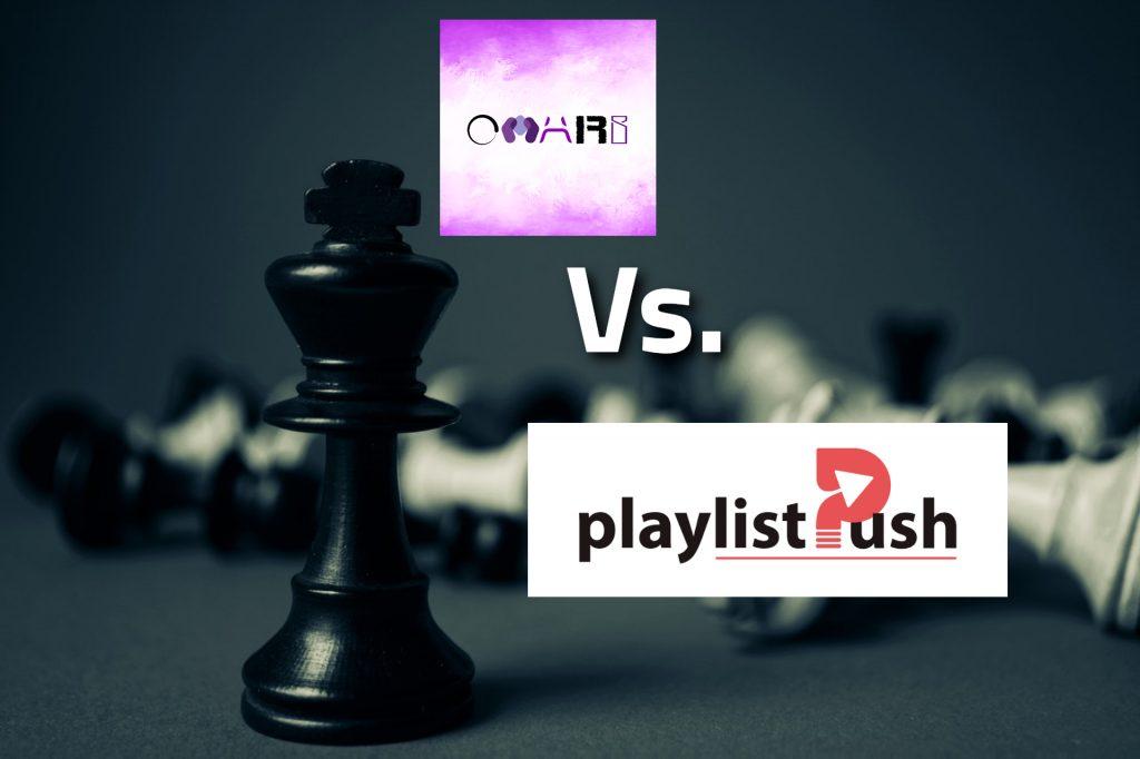 omari mc vs playlist push review